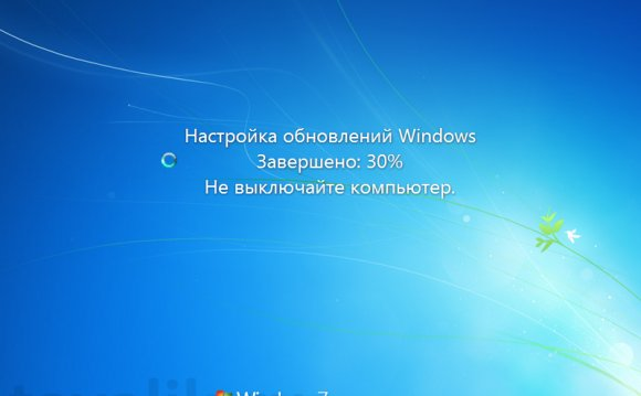 Настройка windows 7 после