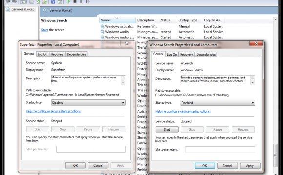 Оптимизация работы SSD под